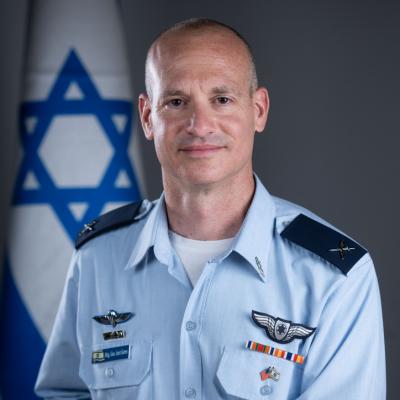 Brigadier General Amir Keren