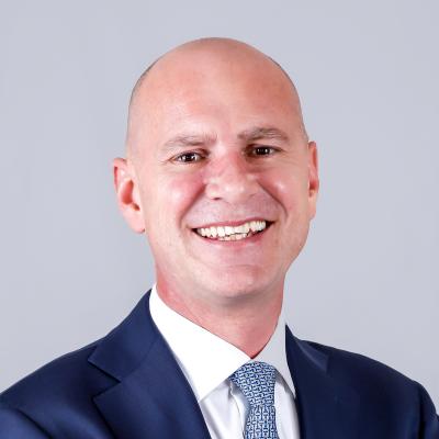 Andrew Hogg, Executive General Manager, APAC & Aviation at Tourism Australia
