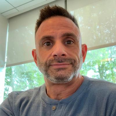 David Salzano, Director, Operations Services at sweetgreen