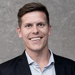 Alexander Andersen, Regional Sales Manager at EffiMat Storage Technology
