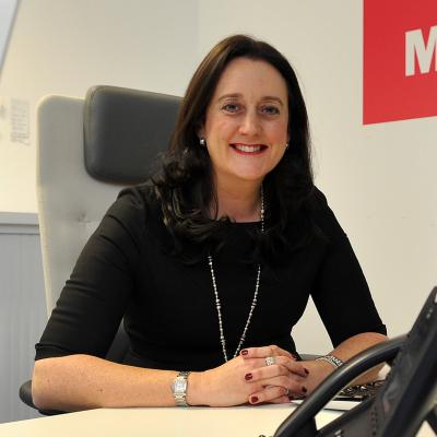 Erica Ingham, CFO at Mediacom