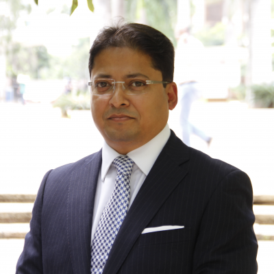 Sumit Mitra, Chief Executive Officer at TESCO Global Business Services