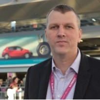 Gary Wallace, Head of Commercial Products at Gatwick Airport