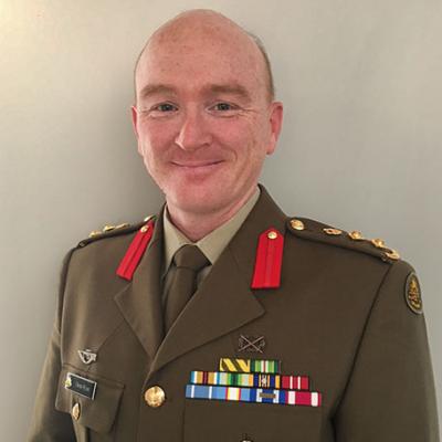 Brigadier Glenn Ryan