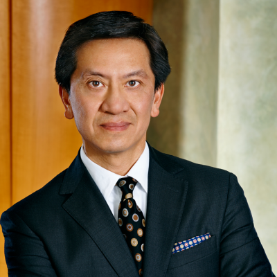 Robert Wong, Executive Vice President & Chief Information Officer at Toronto Hydro