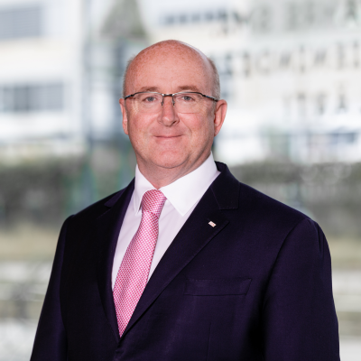 Tony Shaw, Executive Director, London Office at SIX Swiss Exchange