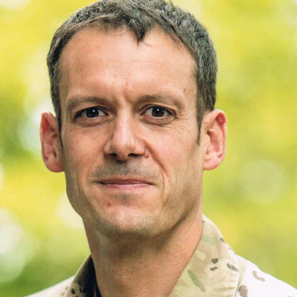Brigadier John Ridge