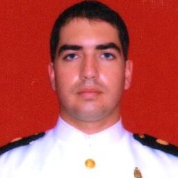 Lieutenant Commander Diego de la Barra Chávez