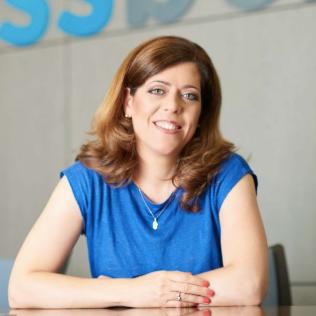 Audelia Boker, Global VP Marketing at Glassbox