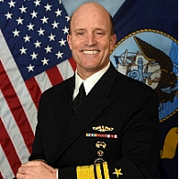 Vice Admiral William Merz