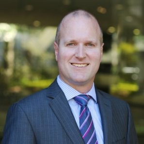 Nigel McGarrick, (Acting) General Manager People and Corporate Services at Sydney Water