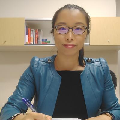Angela Zou, Sr. Director,  Global Indirect Strategic Sourcing & Procurement Operations at IGT
