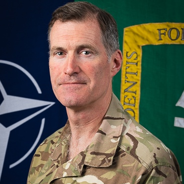 Lieutenant General Sir Edward Smyth-Osbourne KCVO CBE