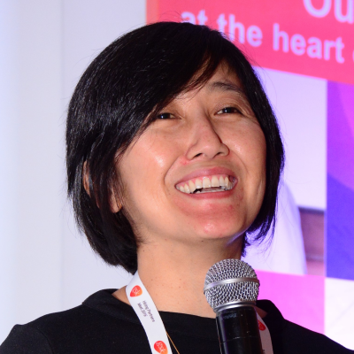 Ongmu Gombu, VP and HR Operations Lead – Asia, at GSK