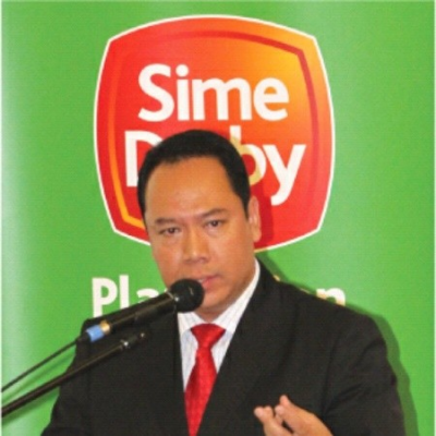 Azman Shah, Vice President, Total Quality Management at Sime Darby