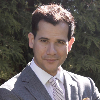 Rami Hindieh, Associate Director, Enterprise Data Management at Greater Toronto Airports Authority