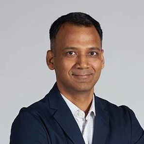 Anil Srinivas Chilla, Chief Digital Officer at L'Oreal India