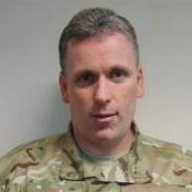 Brigadier Greg Wilson