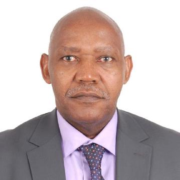 Arthemon Ndikumana, Deputy Regional Director at International Civil Aviation Organization (ICAO)