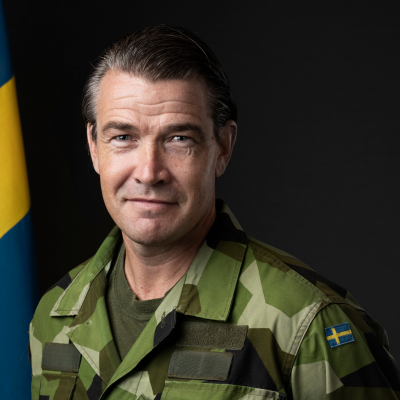 Colonel Johan Axelsson