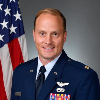Major Casey Robbins
