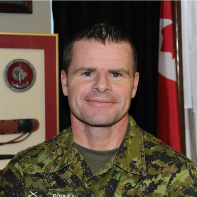 Lieutenant General Mike Rouleau