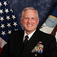 Rear Admiral Dee L Mewbourne