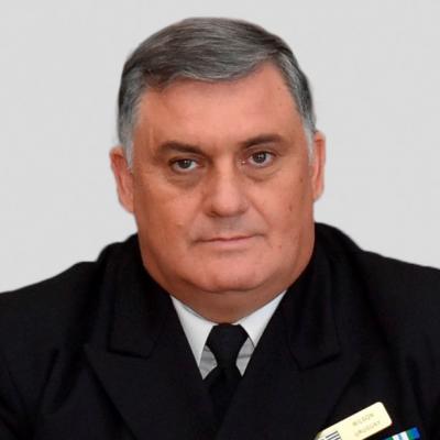 Admiral Jorge Wilson