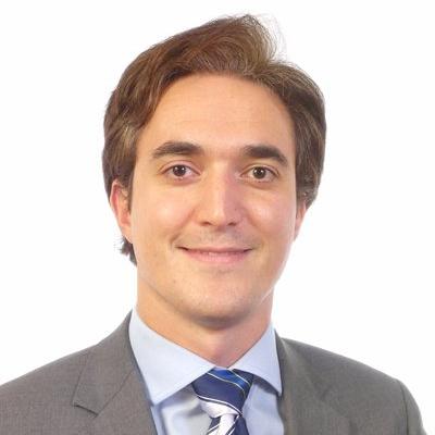 Carlos Gomez Gascon, Head of Macro Algorithmic Execution at J.P. Morgan