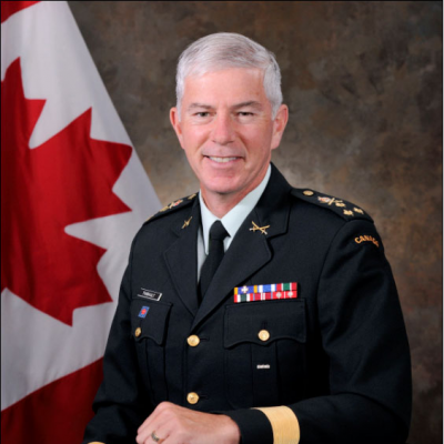 Lieutenant General (Retd) Guy Thibault