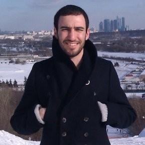 Mehti Aslanov, Senior Change Manager at Goldman Sachs