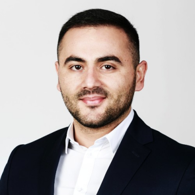 Erhan Ok, Head of Digital Capability, Global Business Services at ABB