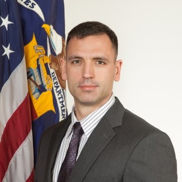 LTC Vincent Boncich, Chief of the Data Warfare Division at ARCYBER