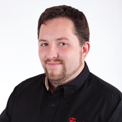 Sean Thompson, IT Director at Freddy's Frozen Custard & Steakburgers