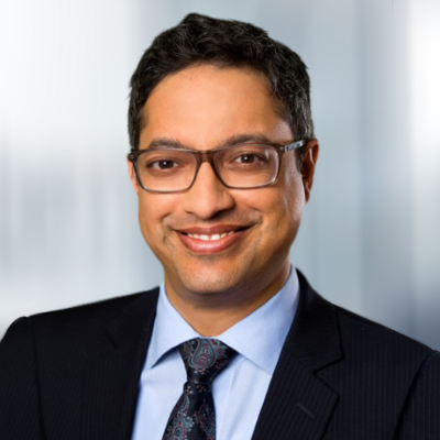 Prashant Kelker, Partner at Information Services Group