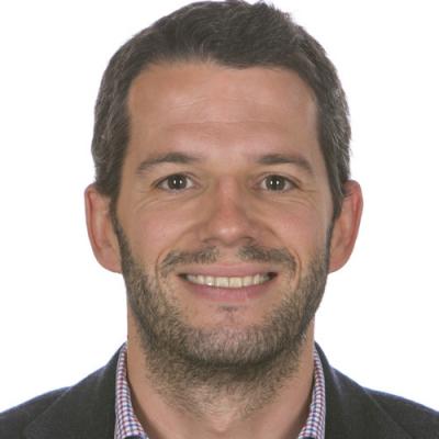 Andreu Torregrosa, Global Head of Supply Chain Digital Transformation at Genentech