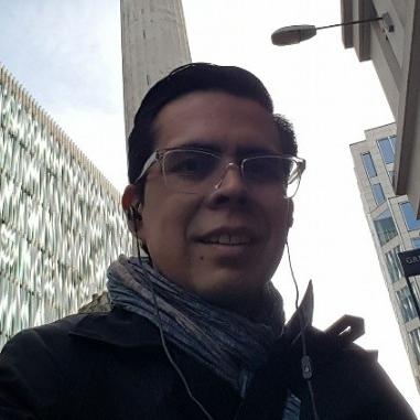 Alejandro Zarate Santovena