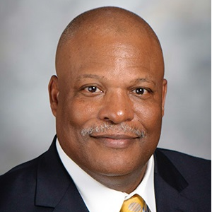 Larry Perkins, AVP, Talent & Diversity at MD Anderson