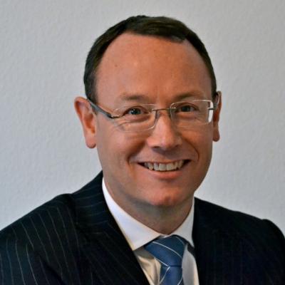 David Swift, Head of Corporate Services Procurement at Novartis
