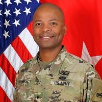 Brigadier General Kevin Admiral