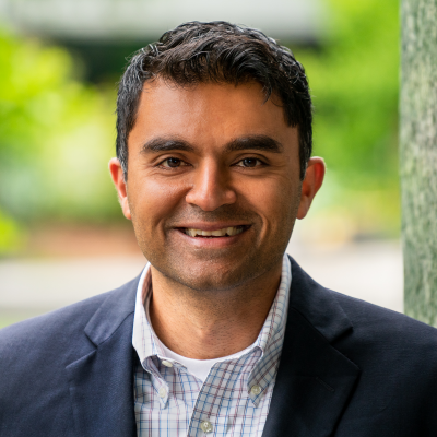Sumair Dutta, Senior Director of Digital Transformation at ServiceMax