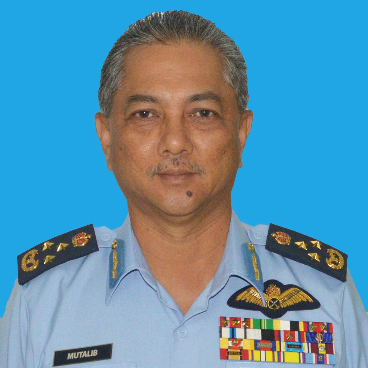 Lt. General Dato Sri' Hj Abdul Mutalib bin Datuk Hj Ab Wahab