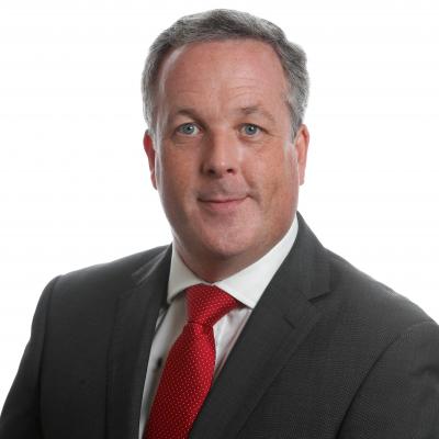 Colin Bray, Chief Executive Officer at Ordnance Survey Ireland