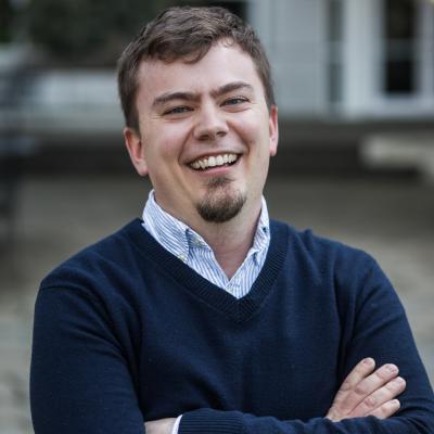 Sam Oches, Editor at QSR Magazine
