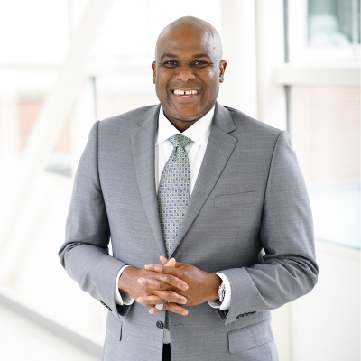 Errol Douglas, SVP, CHRO at Roswell Park Comprehensive Cancer Center