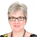 Dr Hannah Seymour, Medical Director at Fiona Stanley Hospital