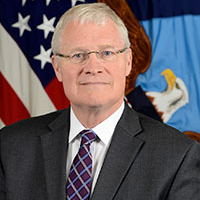 Alan R. Shaffer, Deputy Under Secretary of Defense for Acquisition and Sustainment (A&S) at US DoD
