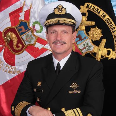 Vice Admiral James Guido Thornberry Schiantarell
