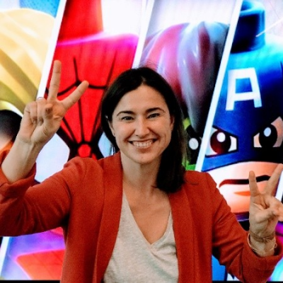 Marta Sanchez, Head of Group Connected Retail and Distribution at Vodafone
