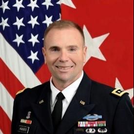 Lieutenant General (Retd.) Ben Hodges